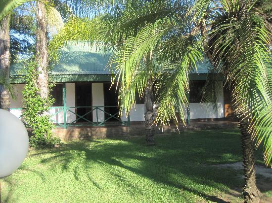 Tzaneen Country Lodge: Dit zijn de lodges heel mooi gelegen