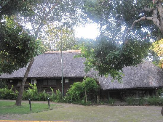 Tzaneen Country Lodge: Je kunt hier ook nog naar de sauna