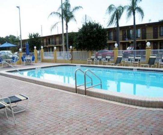 Gulfway Inn: Pool