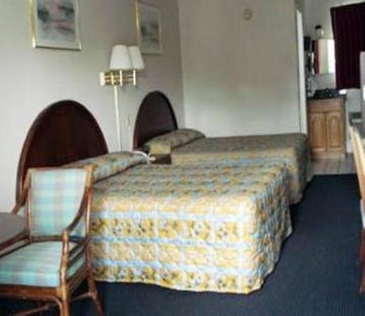 Gulfway Inn: Double