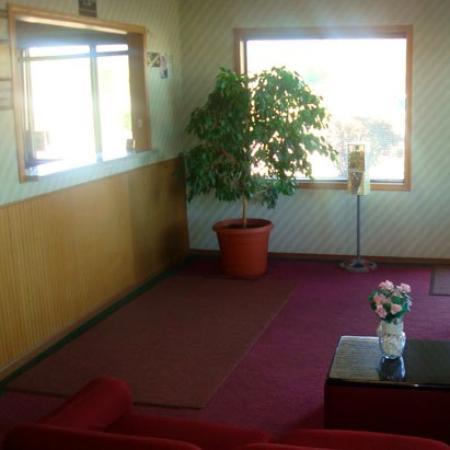 Anderson Chesterfield Travel Inn: Lobby