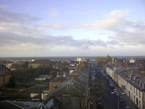 Mercure Ayr Hotel: great view
