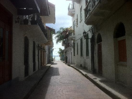 Isthmus Travel Panama : Casco Antiguo