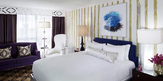 Kimpton Topaz Hotel: Topaz Guestroom