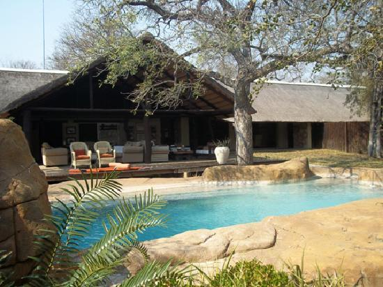 Chapungu Tented Bush Camp : Lodge