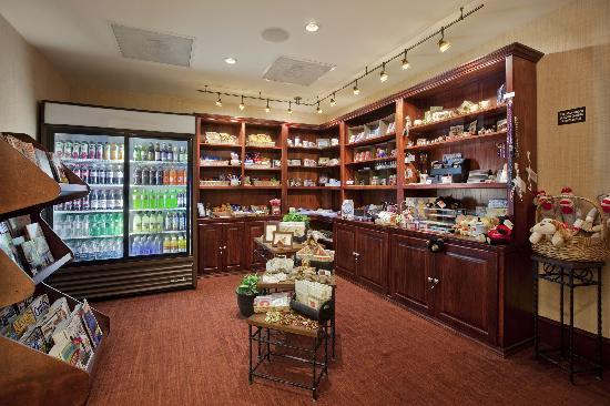 Hilton North Raleigh/Midtown: Gift Shop