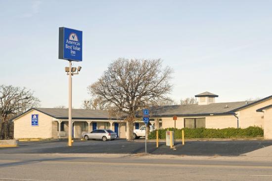 Cisco, TX: Front Exterior