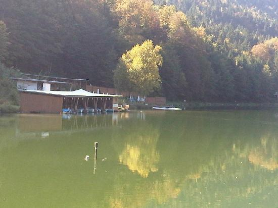 Schwimmbad picture of riessersee hotel garmisch for Hotel munster schwimmbad
