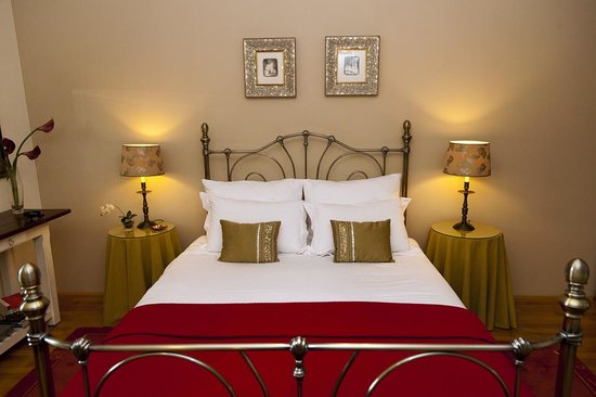 Zephyrus Boutique Accommodation: double room