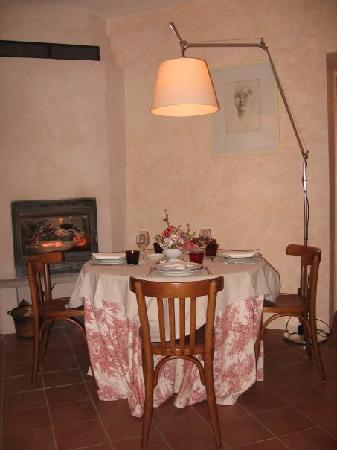 Agriturismo Cascina Tollu : Il nostro tavolo 2
