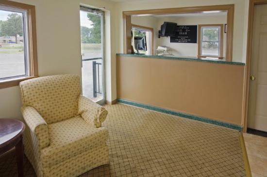 Shore Lodge: Lobby