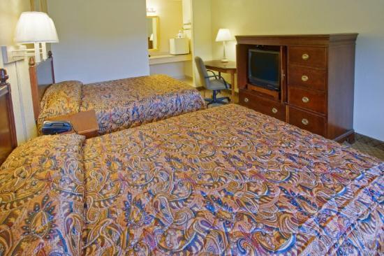Shore Lodge: Double Standard