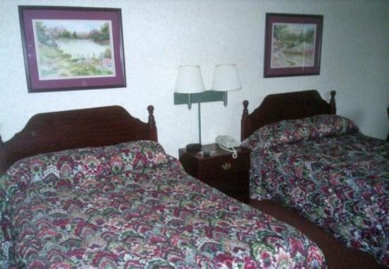 Motel 6 Concord - Kannapolis: Room