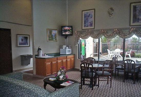 Motel 6 Concord - Kannapolis: Lobby