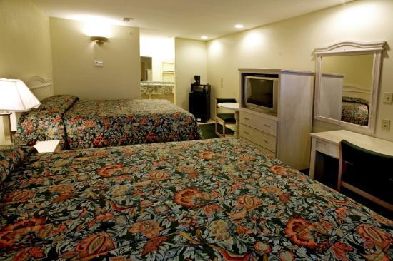 Riviera Inn & Suites: Standard Double