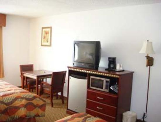 Super 8 Plainview : Guest Room