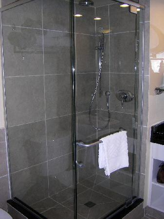 Glass Enclosed Shower glass enclosed shower - picture of hilton trinidad and conference