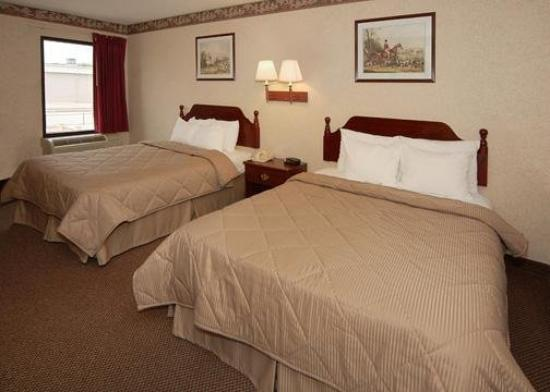 Baymont Inn & Suites Rome: Guest Room