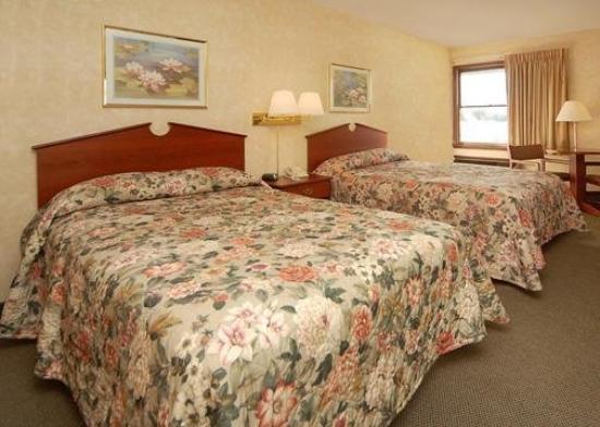 إيكونو لودج بيكلي: Guest Room