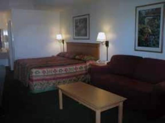 Garden Inn : Guest Room