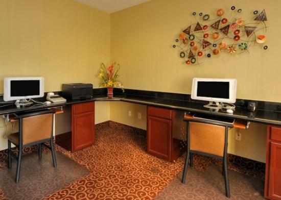 Comfort Inn East: TXComfort Inn FINBusiness Center