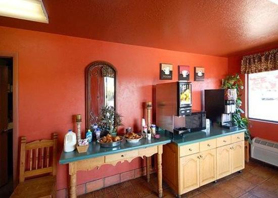 Rodeway Inn Red Hills: Restaurant