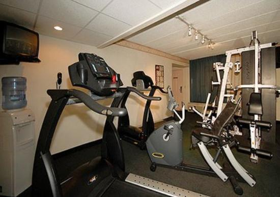 The View Inn & Suites: Health Club -OpenTravel Alliance - Health Club-