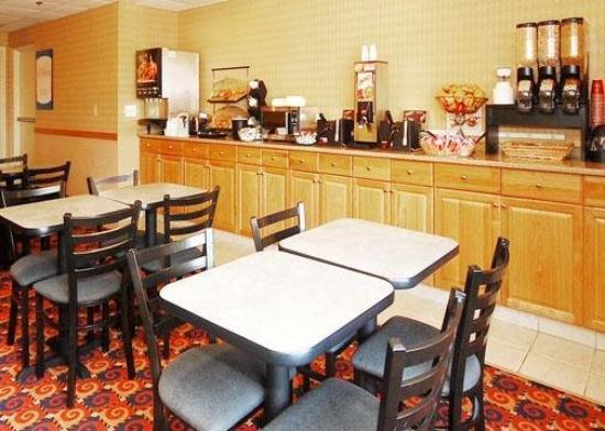 Comfort Inn West : Restaurant