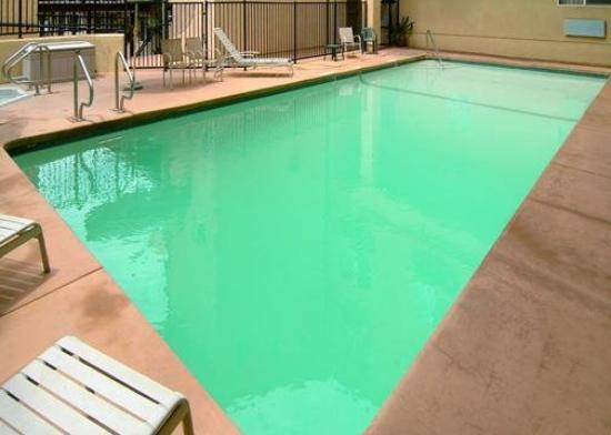 Comfort Inn & Suites Lamplighter: Pool