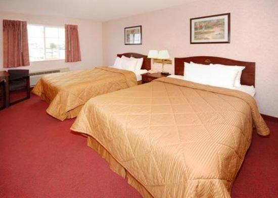 Comfort Inn Tacoma: Guest Room