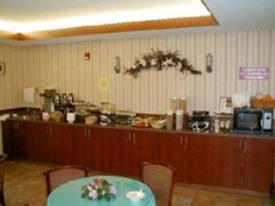 Comfort Inn Tacoma: Meeting Room