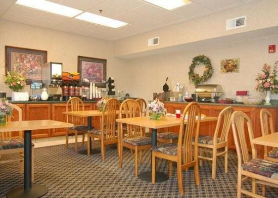 Comfort Inn Hanford: Restaurant