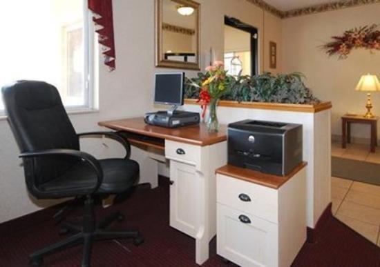 Comfort Inn: Lobby (OpenTravel Alliance - Lobby view)