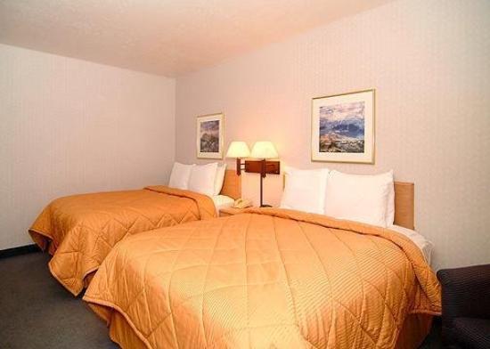 Comfort Inn & Suites Orem: Guest Room