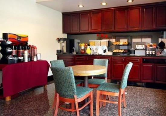 Quality Inn Near City of Hope : Caf- -OpenTravel Alliance - Restaurant-