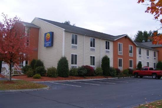 كواليتي إن: Confort Inn