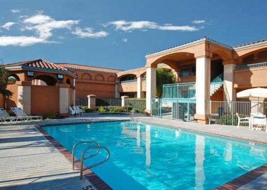 Comfort Inn Livermore: Pool
