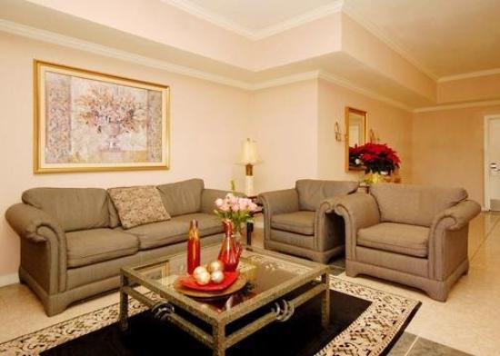 Comfort Inn Livermore: Lobby