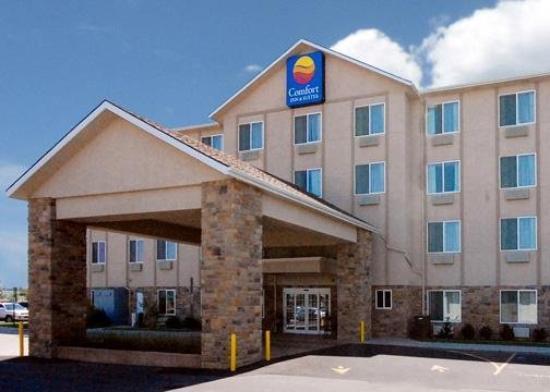 Comfort Inn & Suites Walla Walla: Exterior