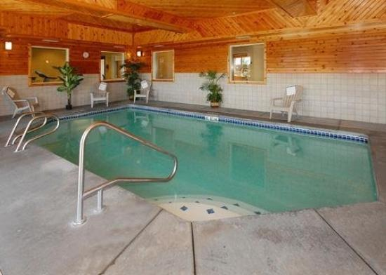 Comfort Inn & Suites Walla Walla: Pool
