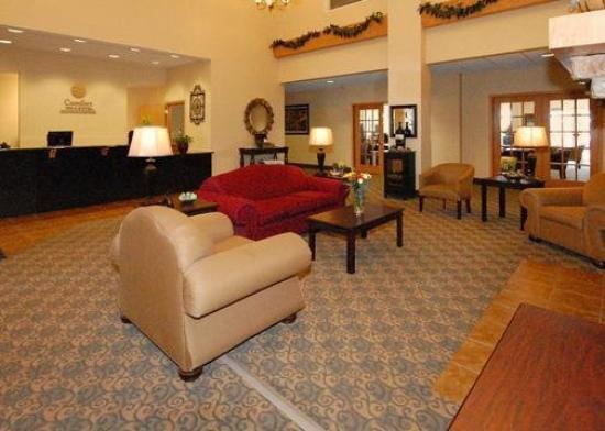 Comfort Inn & Suites Walla Walla: Lobby