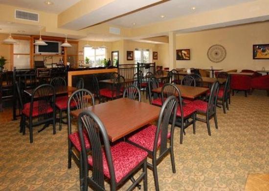 Comfort Inn & Suites Walla Walla: Restaurant