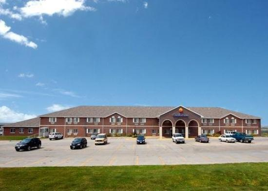 Econo Lodge West: Exterior