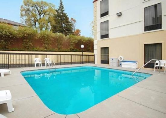 Comfort Inn South: Pool