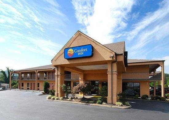Quality Inn Johnson City: Exterior