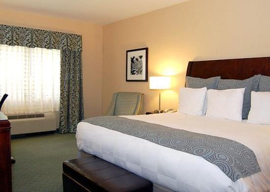 Fairfield Inn & Suites Lenox Great Barrington/Berkshires : king