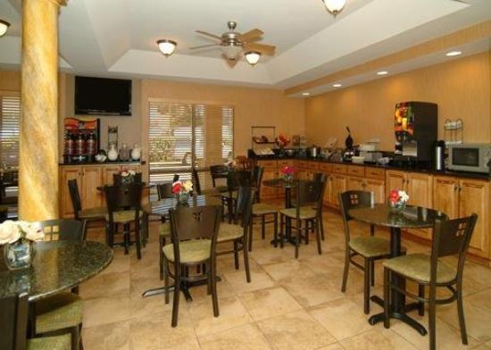 Quality Inn: Restaurant