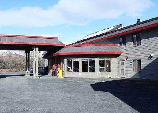 Comfort Inn Kodiak: Exterior