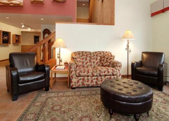 Comfort Inn Kodiak: Lobby