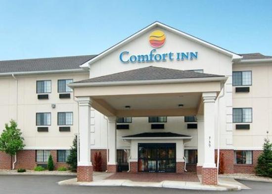 Comfort Inn Kalamazoo: Exterior